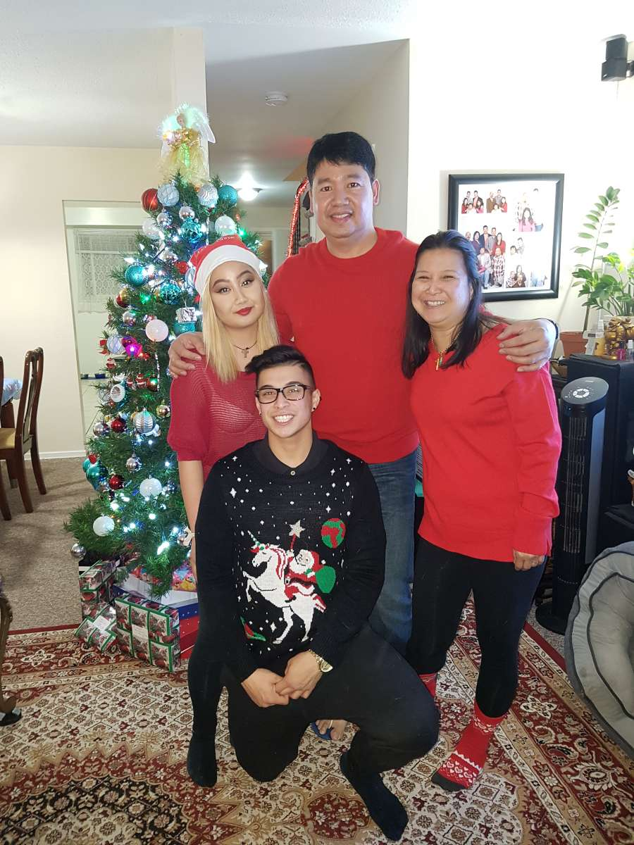 Homestay family josie