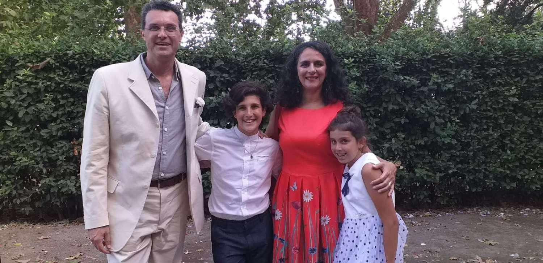 Homestay family Giovanni