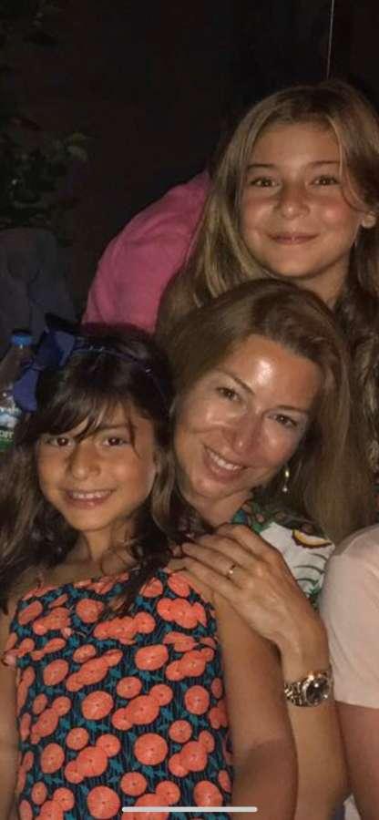 Host family in Istanbul, Turkey