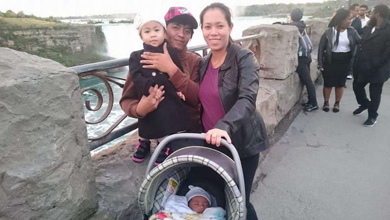 Homestay family Nerissa
