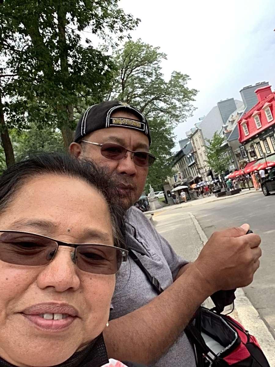 Host family in Ottawa, Canada