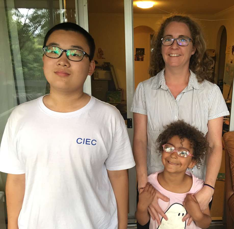 Homestay family Jennifer