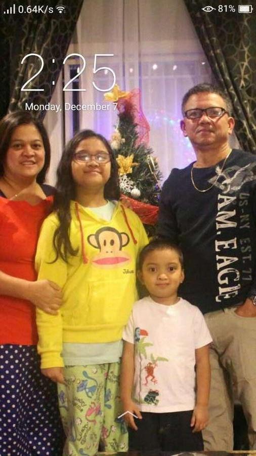 Homestay family daisy