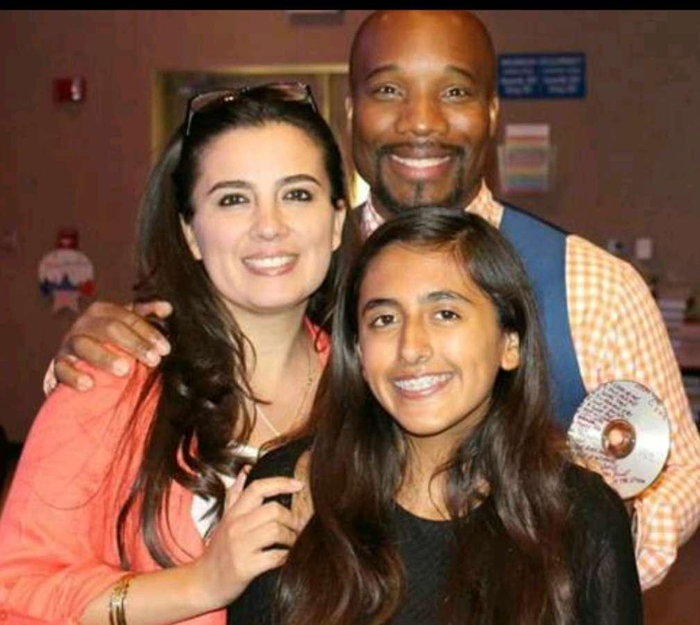 Host family in Riverside, United States