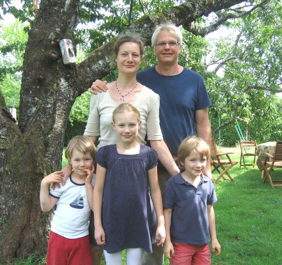 Homestay family sophie