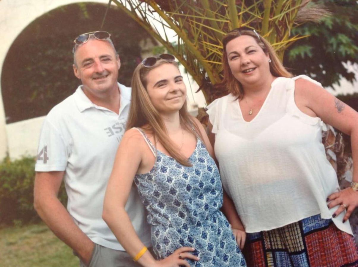 Homestay family Elaine