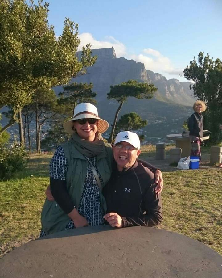Host family in Cape Town, South Africa