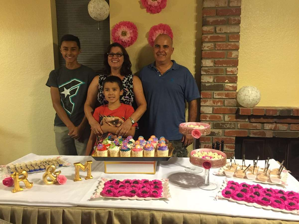 Host family in Riverside, United States