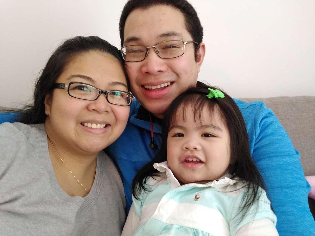 Host family in Surrey, Canada
