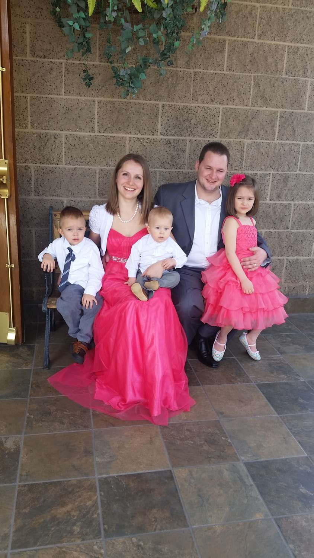 Host family in Glendale, United States