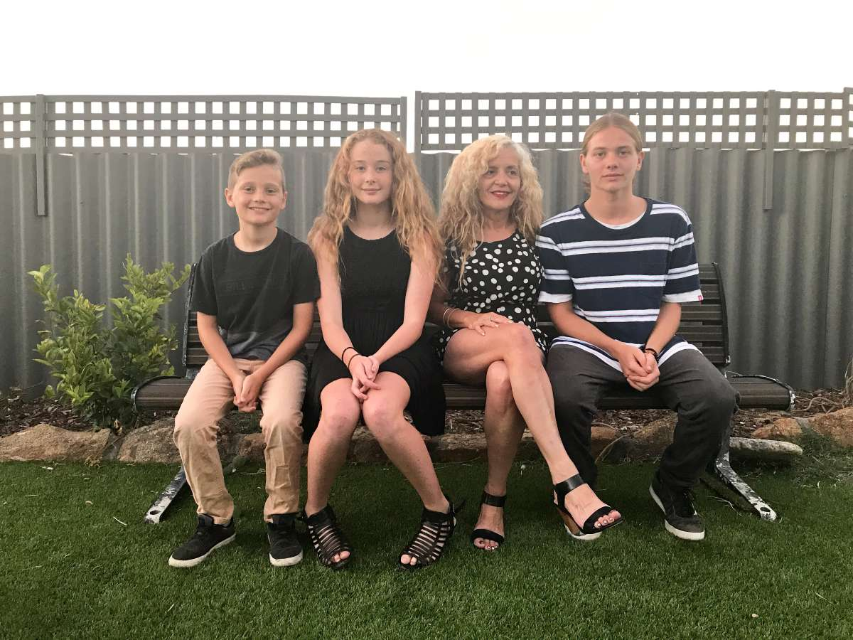 Host family in Perth, Australia