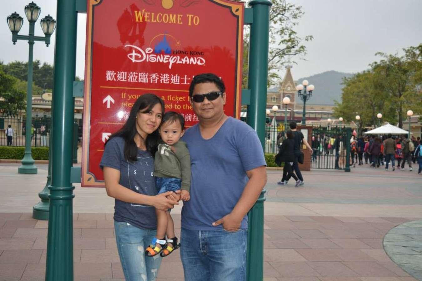 Homestay family Emil