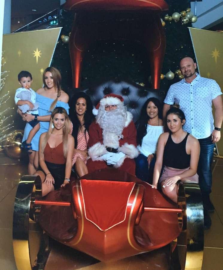 Host family in Brisbane, Australia