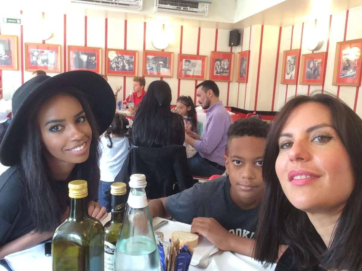 Host family in Torino, Italy