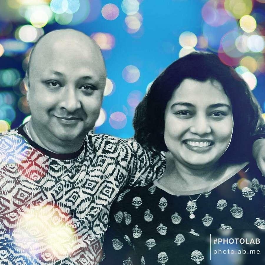 Host family in Mumbai, India