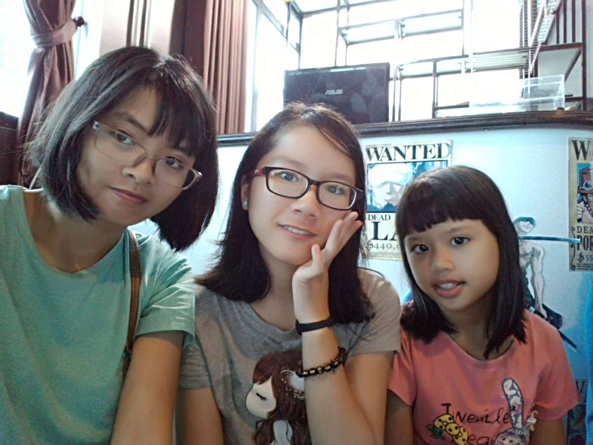 Host family in Haiphong, Viet Nam