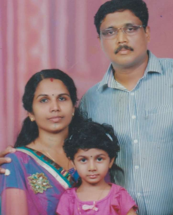 Host family in Kochi, India