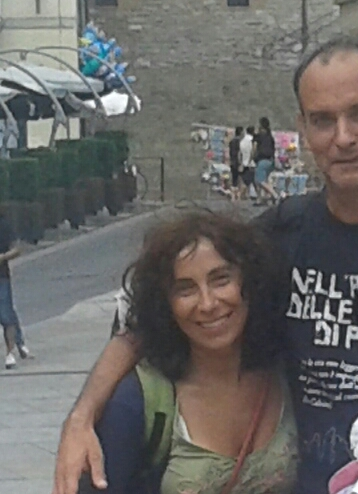 Host family in Rome, Italy
