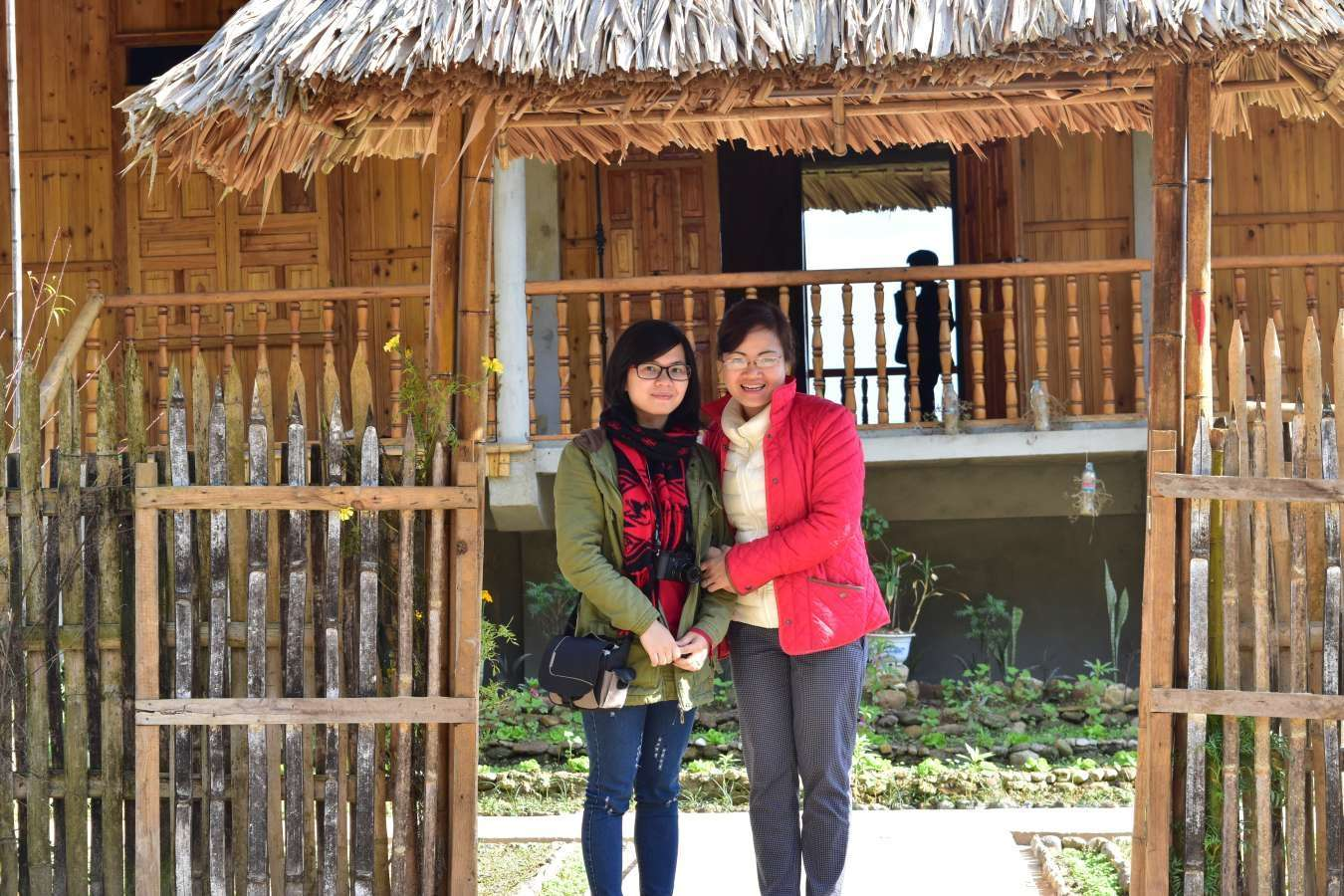 Host family in HaGiang, Viet Nam