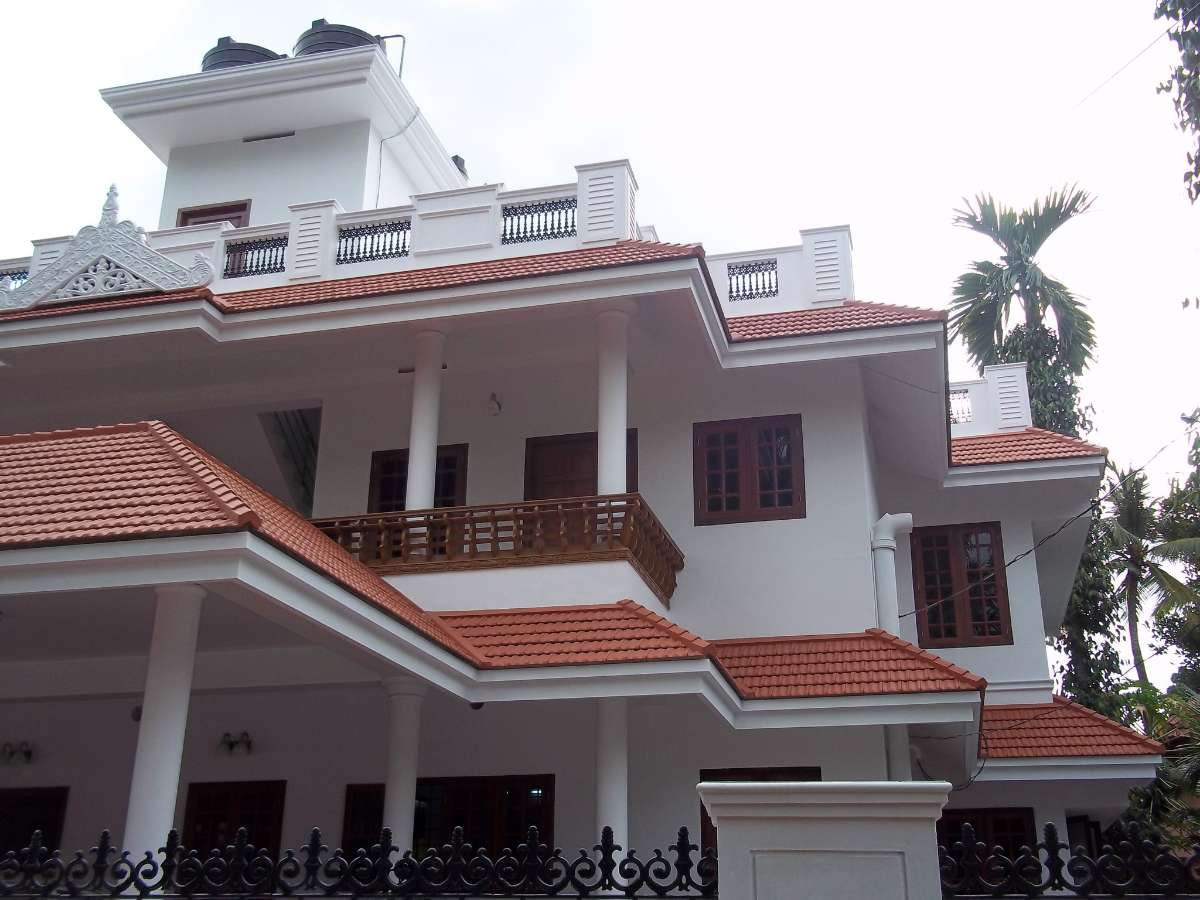 Host family in Athani PO, Nedumbassery, India