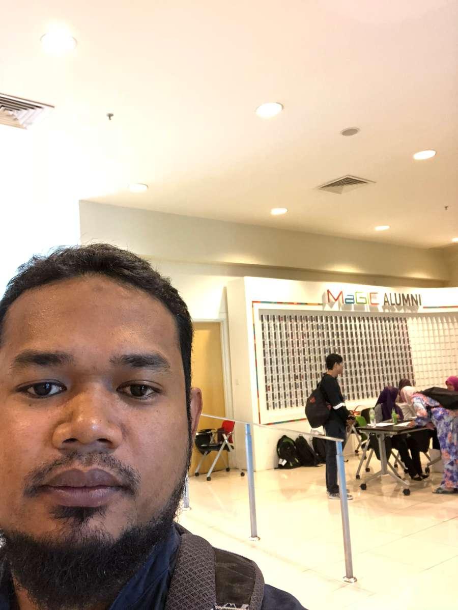 Host family in Putrajaya, Malaysia