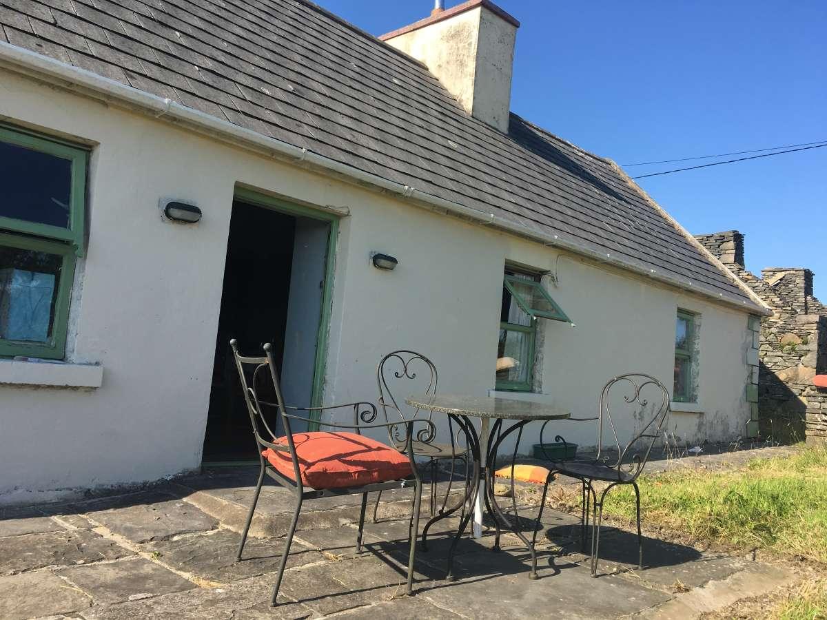 Host family in Kilmihil, Ireland