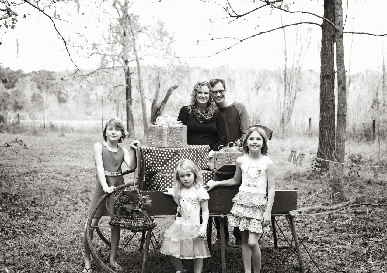 Host family in Brooksville, United States