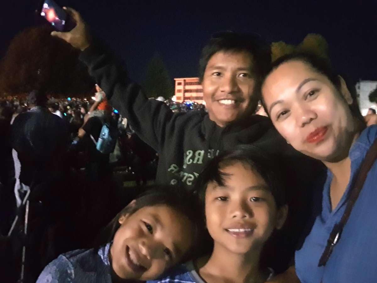 Homestay family Ria