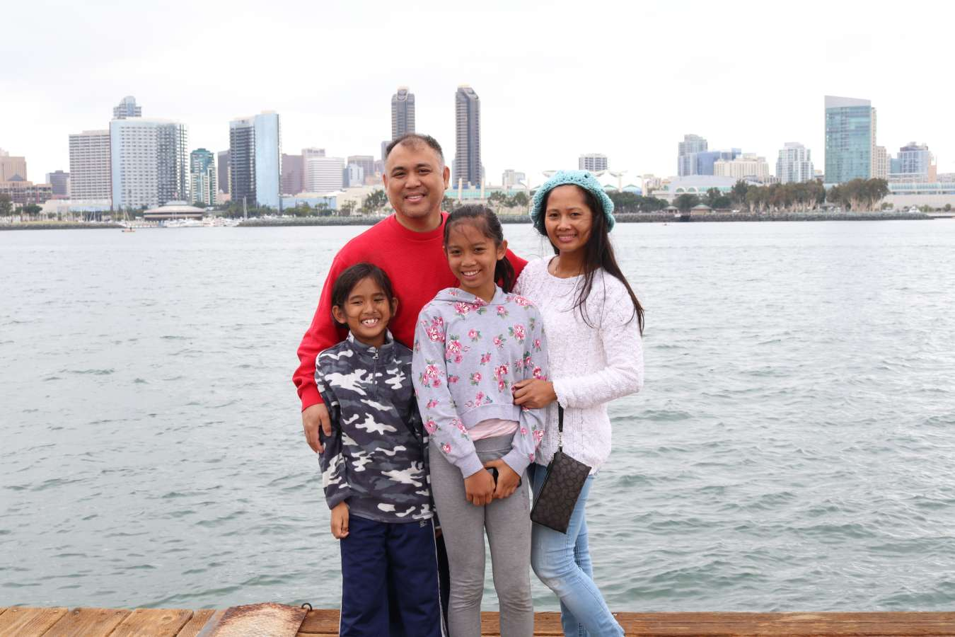 Host family in Los Angeles CA, United States