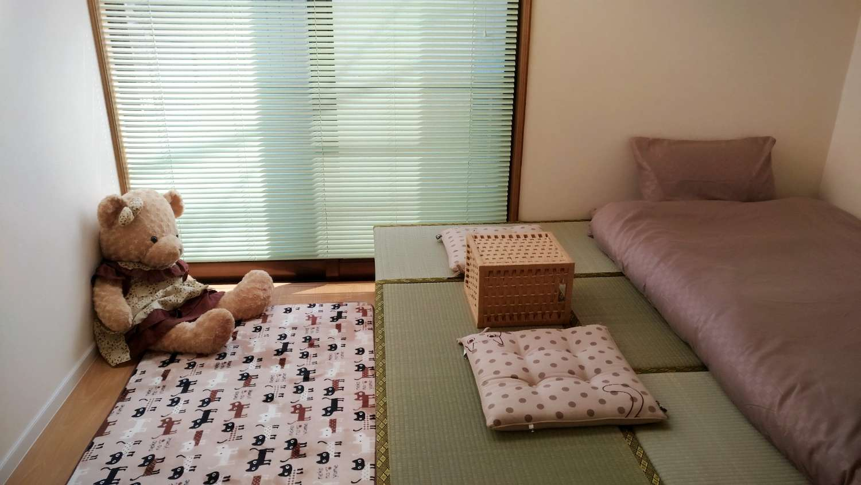 Host family in Saitama, Japan
