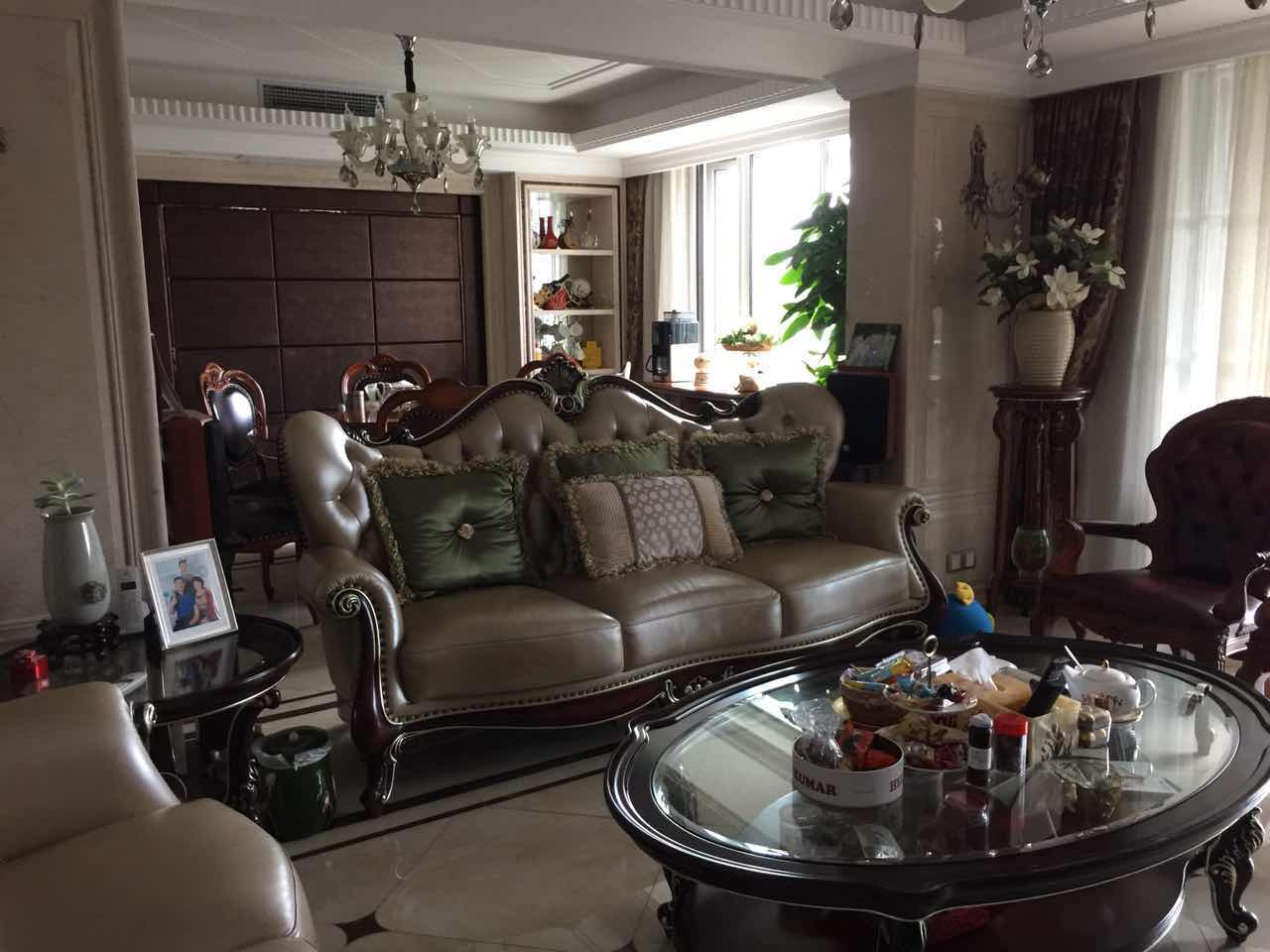 Host family in Shanghai, China
