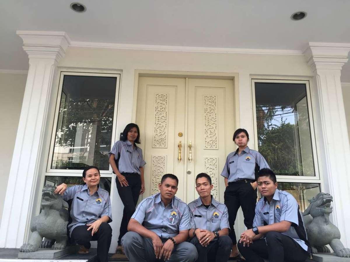 Host family in Jakarta, Indonesia