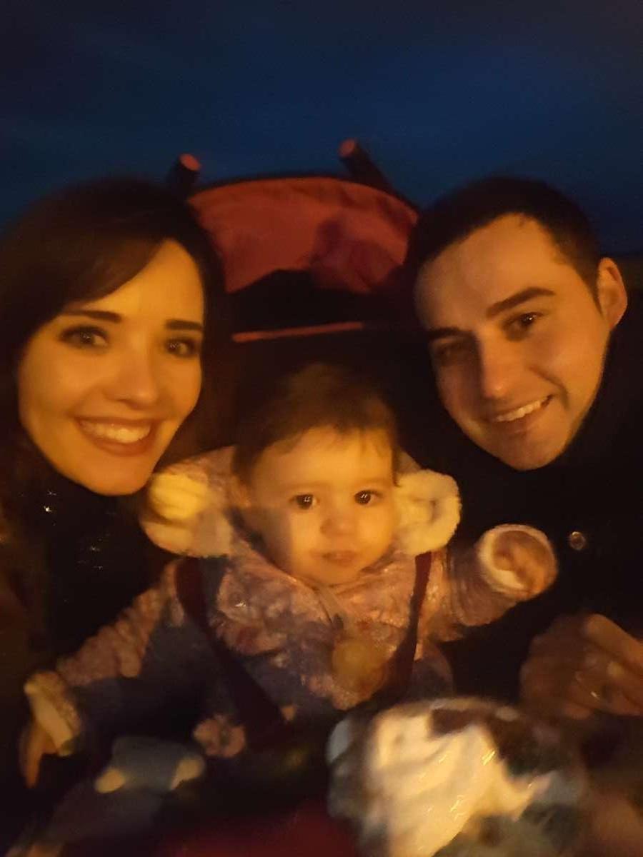 Homestay family Sabrina
