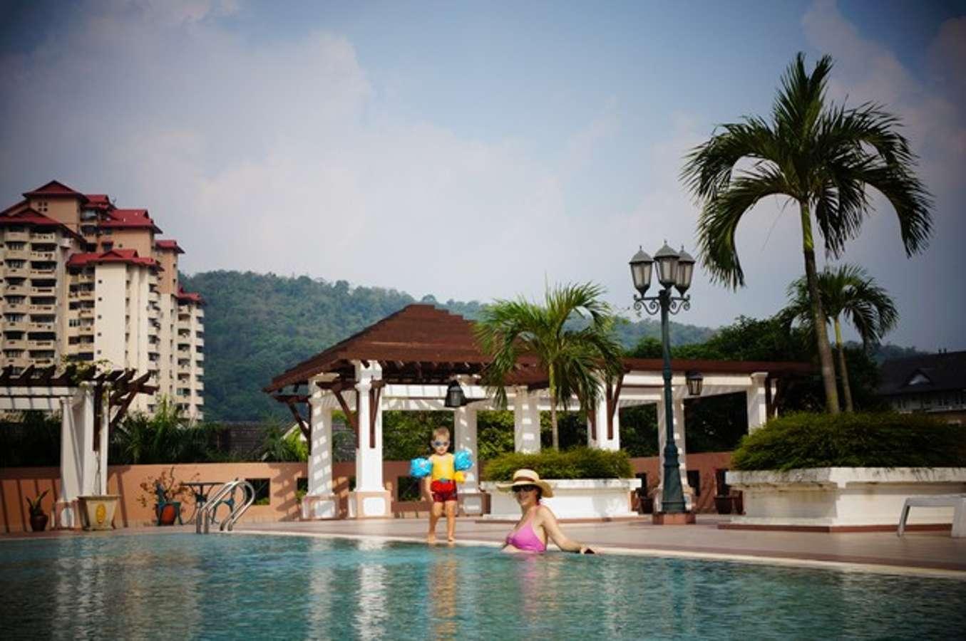 Host family in Kuala Lumpur, Malaysia