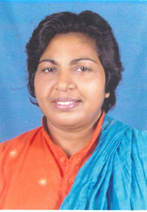 Host family in Kannur, India
