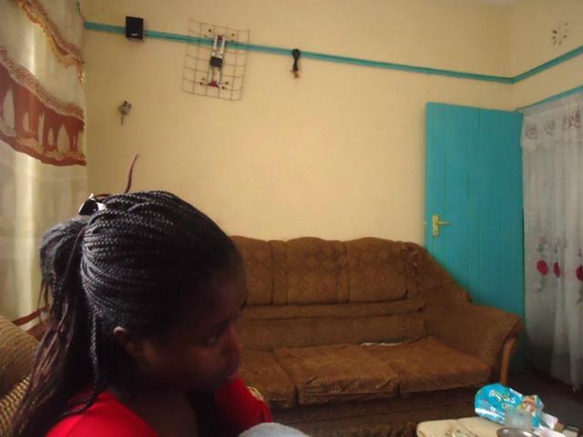 Host family in Naivasha, Kenya