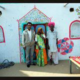 Host family in Bikaner, India