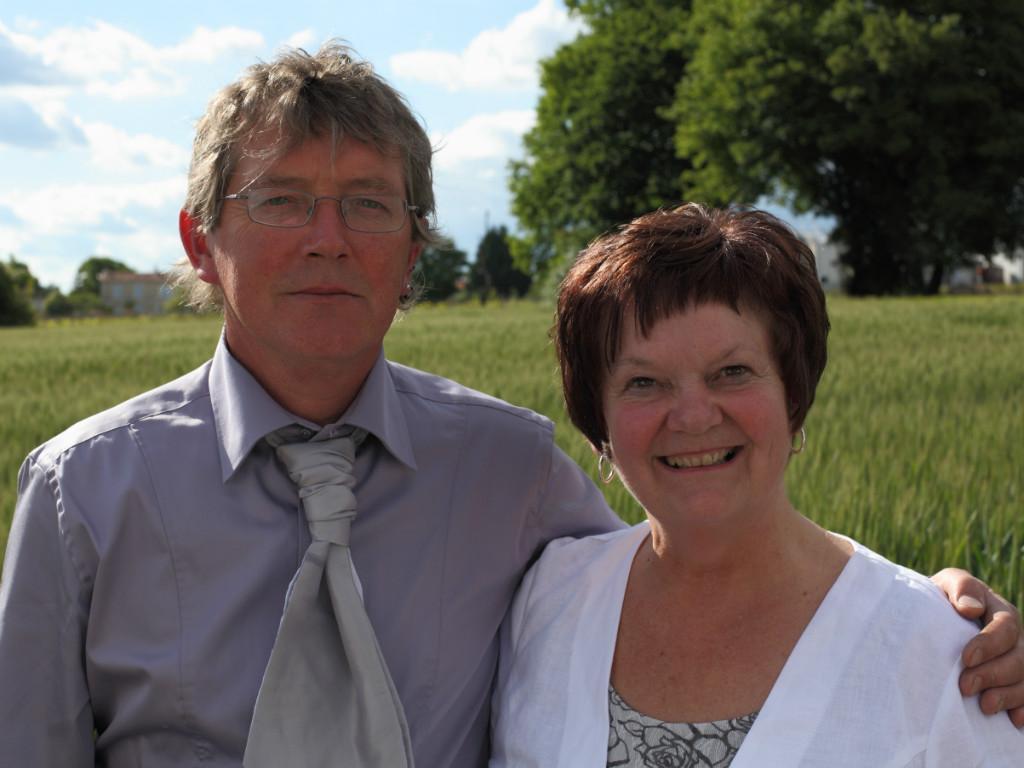 Homestay family Sylvia