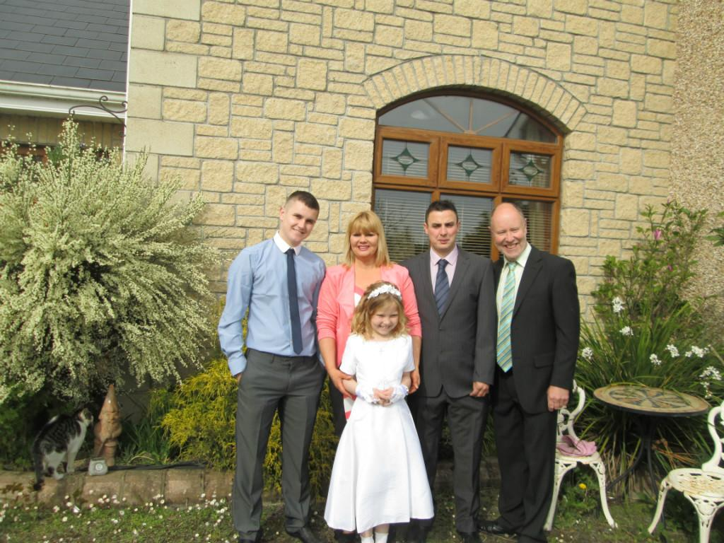 Host family in limerick, Ireland