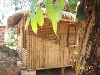 Host family in Kodachadri, India