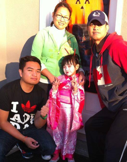 Homestay family Grace
