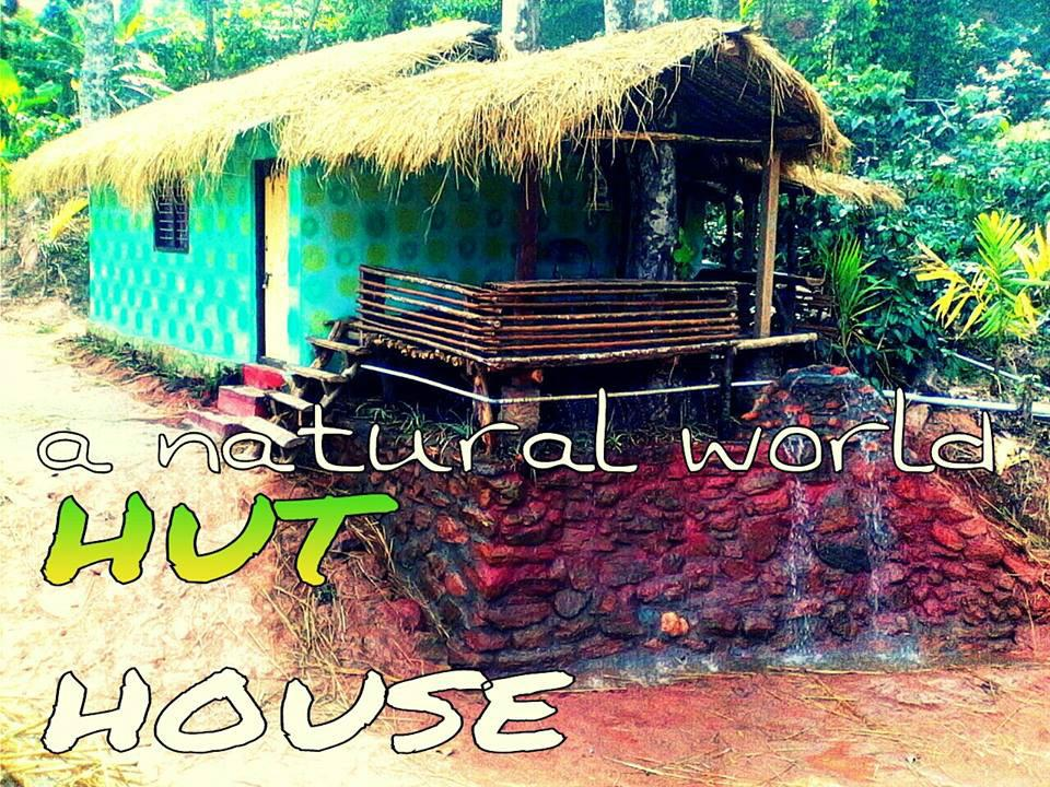 Homestay family hut