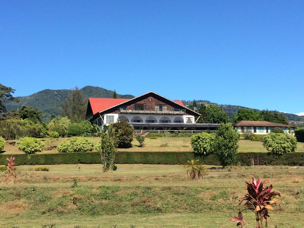 Host family in Alajuela, Costa Rica