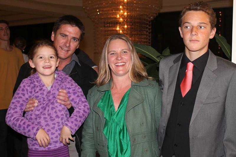 Host family in Gold Coast, Australia