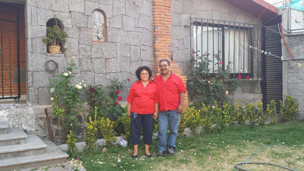 Host family in Mexico City, Mexico