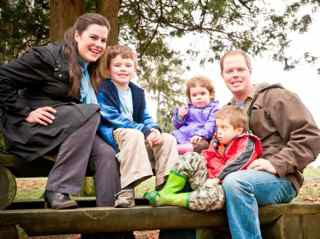 Host family in Abbotsford, Canada