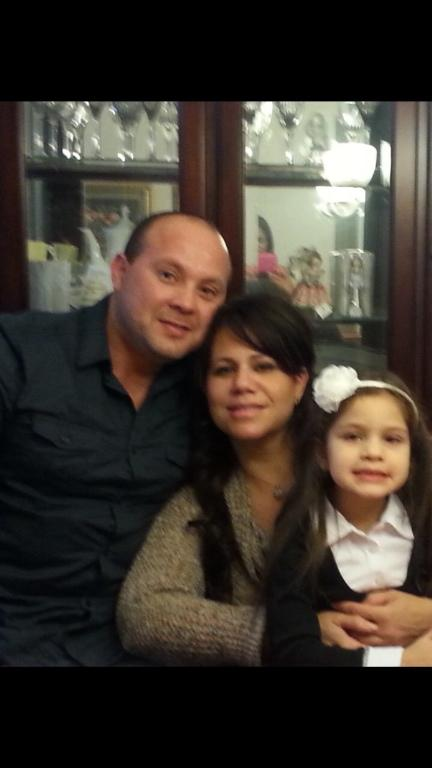 Host family in Secaucus, United States