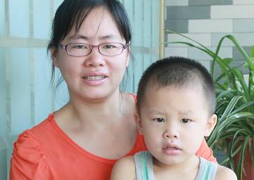 Host family in Beijing, China