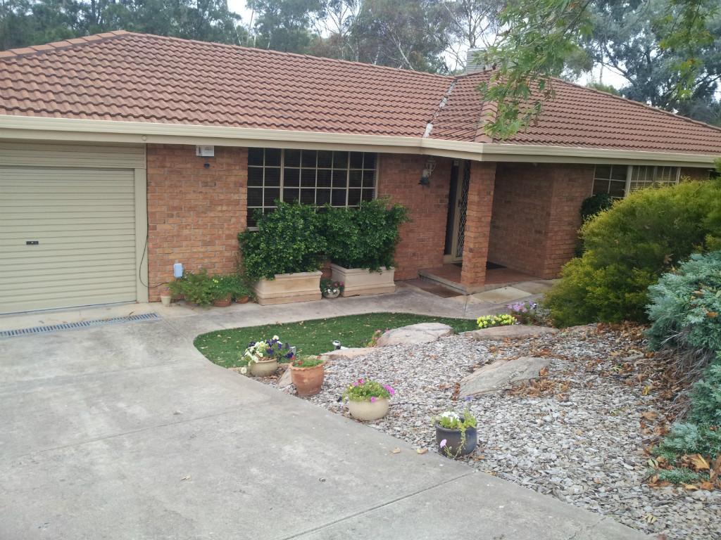 Host family in Adelaide, Australia