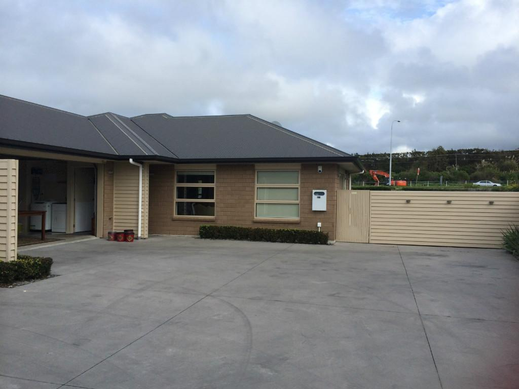 Host family in Tauranga, New Zealand